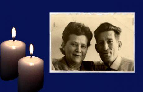 "יאבקוביץ לייזר 1910-1985, יאבקוביץ אסתר ז""ל 1916-2002"