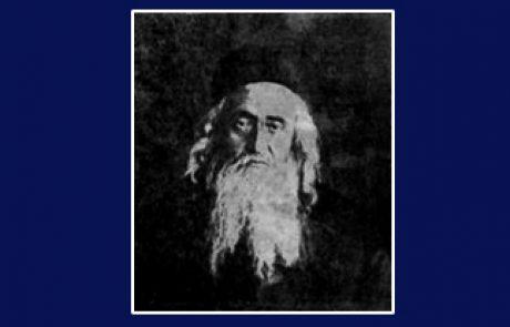 Itzhak Gerstenkorn: The Hasidim house in Skierniewice