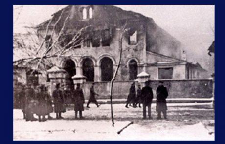 The war period until December 1939