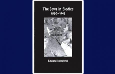 The Jews in Siedlce  1850-1945
