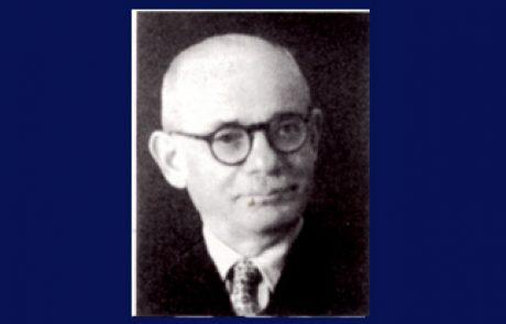 Fishel Dromi (Popowski) 1890-1967