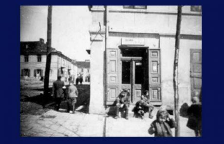 During the war: The Ghettos