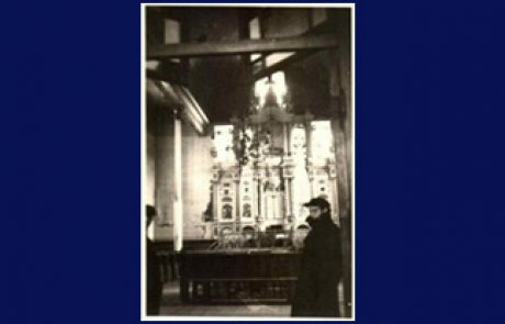 David Giora: Inside the great Synagogue